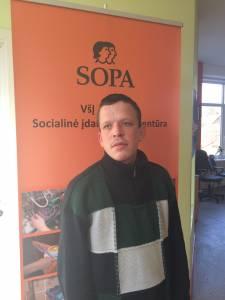 Karolis - SOPA klientas nuo 2012 m