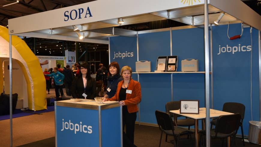 """VšĮ """"SOPA"""" institucinių gebėjimų stiprinimas"""