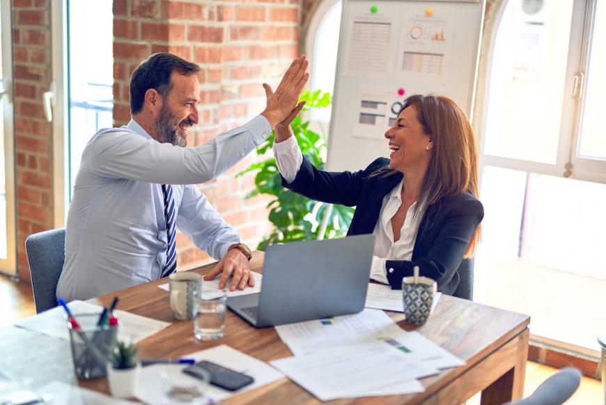 Kaip sėkmingai įtraukti ir išlaikyti brandaus amžiaus talentus įmonėje?